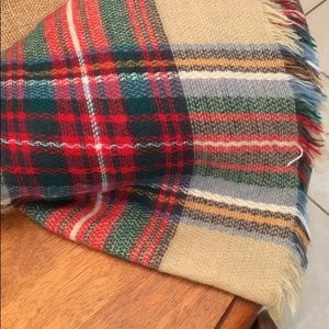 Blanket scarf!